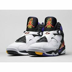 pretty nice 507ed d6b47 Here s an official look at the Air Jordan 8