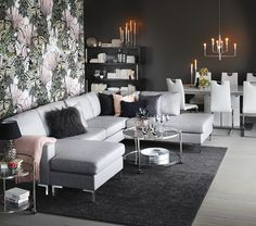 Toronto soffa från Mio.