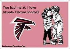 Falcons is life Falcons Football, Best Football Team, Football Season, Falcons Gear, Atlanta Falcons Rise Up, Nfc South, Sports Fanatics, Football Conference, Georgia Bulldogs