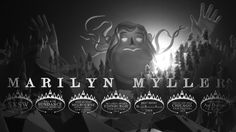 Marilyn Myller. Marilyn maketh, Marilyn taketh awayth.  Directed by MIKEY PLEASE  A year in the making, the full six minute stopmotion short...