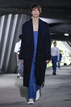 Etudes Menswear Spring Summer 2018 Collection in Paris