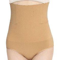 204c6338f9289 SlimGirl Seamless High Waist Tummy Tuck Shaping Panty  36.03 CAD Slim Waist