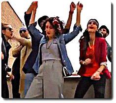 6 jeunes iraniens condamnés à 6 mois de prison et 91 coups de fouet Le régime des Mollahs, une islamo-dictature allergique à la culture