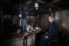 Fukushima No Go Zone – Des anciens habitants posent dans les villes dévastées (image)