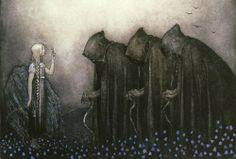 The golden key and the Norns..