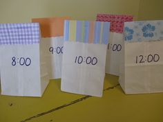 New Year's Eve Countdown Bags-The Unlikely Homeschool