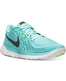 c55993c665e59 Women s Nike Free 5 0 Running Shoes Light Aqua Light Retro Black Green Glow  724383 400