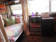 When transitioning to a residential college one of the most obvious adjustments is moving into a small dorm room. Often times you are assigned to share that room with at least one other person which, if you are like me and have never had to share a room before it can be intimidating at first thought.