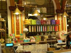 Harrods Food Halls - Candy by pov_steve, via Flickr