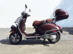 Check out this 2012 Vespa GTV 300 listing in New Haven, CT 06511 on Cycletrader.com. It is a Scooter Motorcycle and is for sale at $4699.