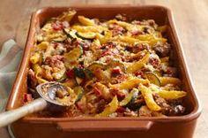 VELVEETA Italian Sausage Bake recipe