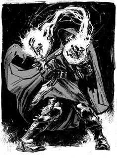 Dr. Doom by Nic Klein