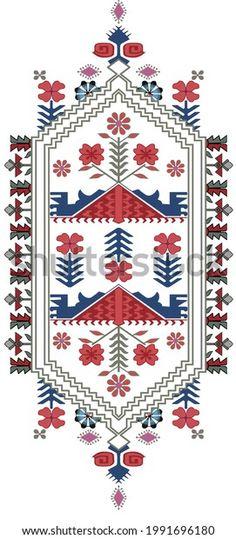 Greek Pattern, Textiles, Botanical Flowers, Kurta Designs, Geometric Patterns, Textile Design, Nom Nom, Ethnic, Royalty Free Stock Photos