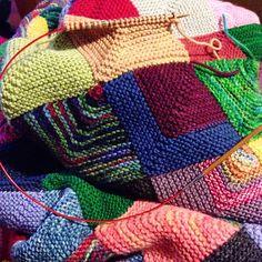 Ravelry: memory blanket pattern by Georgie Hallam