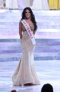 28 Stunning Dresses From Miss World 2013 Miss Guatemala