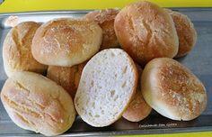 Cozinhando sem Glúten: Mini pãezinhos