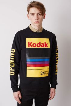 "Opening Ceremony Pays Tribute To Spike Jonze With ""Kodak"" Capsule Collection 
