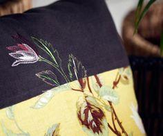 Kirjo kukkatyyny – Kotiliesi