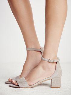 Free People Marigold Block Heel, $128.00
