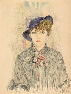 Rudolf and 'Speedy' Schlichter - Weimar artist . - Once upon a time . the Feminine Louise Brooks, King Painting, Woman Painting, Art Dégénéré, New Objectivity, Contemporary History, Expressionist Artists, Ecole Art, Paul Cezanne
