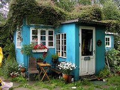 christiania house - Christiania, Copenhagen, Denmark