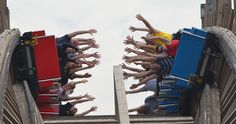 Dragon Wings (High-Five Roller Coaster)