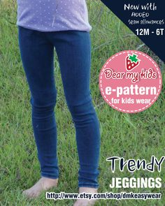 Dear my kids: TRENDY JEGGINGS FOR JUNIOR TESTERS!!!(CLOSED)