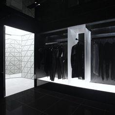 Gareth Pugh shop Hong Kong by Daytrip