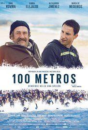 100 μέτρα Poster