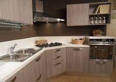 Cucina Moderna Con Piano Cottura Ad Angolo.15 Fantastiche Immagini Su Piano Cottura Cucine Piccole