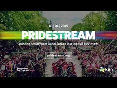 KPN & Amsterdam Gay Pride presents Pridestream - YouTube