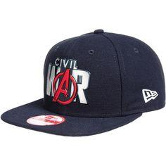 ea3eb7d90ec Civil Snapback Hats Black Beyond
