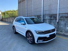 Volkswagen Tiguan R-Line - DIG.COCKPIT - Čadca - Bazoš.sk Auto Volkswagen, Tiguan R Line, Cars Usa, Vw Tiguan, Cars And Motorcycles, Dream Cars, 4x4, Board, Vehicles