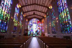 Millar Chapel, Northwestern University, Evanston, IL :: Week 40