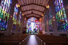 Millar Chapel, Northwestern University, Evanston, IL :: Week 40