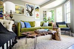 The 2013 Room for Color Winners! | Apartment Therapy