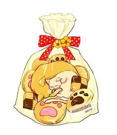 ぬこクッキー/白地図