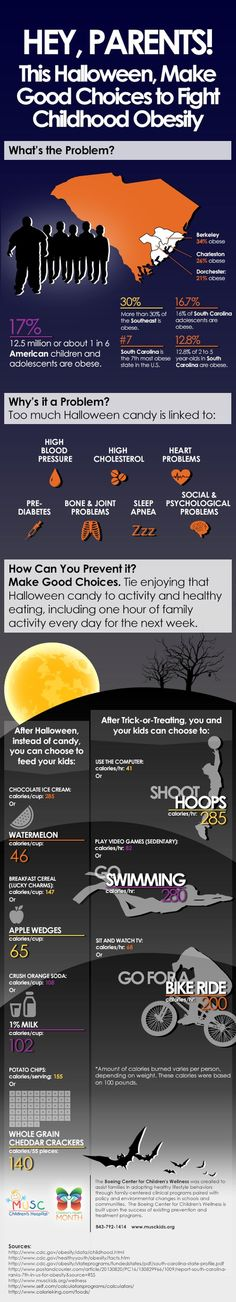 7 ways parents can keep kids healthy this Halloween