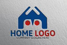 Home Logo by josuf on Creative Market