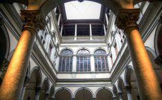 e cipolle di Palazzo Strozzi.