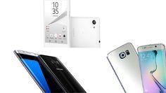 3 Smartphones Android de Alta Gama http://okandroid.net