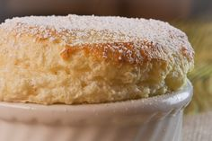 Madagascar Vanilla Bean Souffle ~ This souffle is absolutely divine!