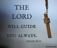Isaiah 58:11 | Bible Verses