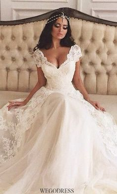 wedding dresses #coupon code nicesup123 gets 25% off at Provestra.com…