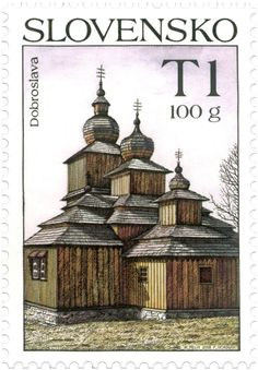 Beauties of our Homeland – Wooden Church Dobroslava, Slovakia