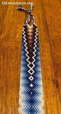 Photo of #3824 by Deaganninja - friendship-bracelets.net