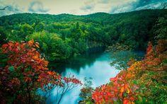 Lake in the mountains...Beautiful
