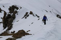 Who's ready to go climbing?!  #colorado #14ers #climbing #snow by michael_rowe