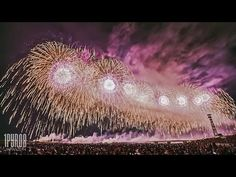 THE MOST OF BEAUTIFUL FIREWORKS EVER IN THE WORLD ( LONDON - 2014 ) - YouTube