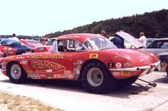 """Mike Cannon's """"Cannonball Express"""" B/MP '59 Corvette, Suffolk, VA ..."""